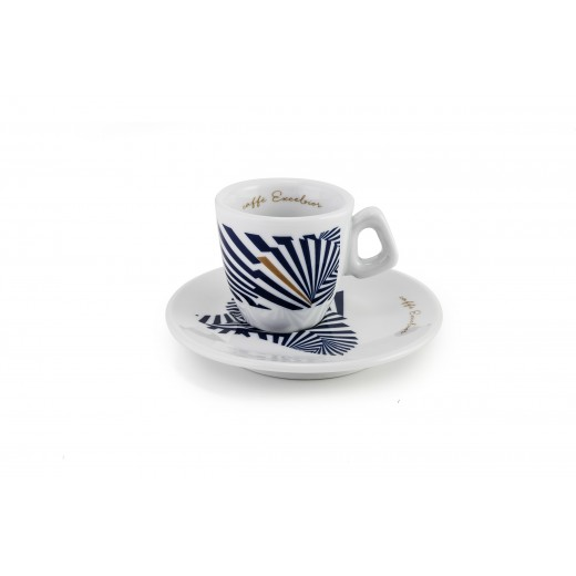 Set 6 Cup Coffee Collection Edition