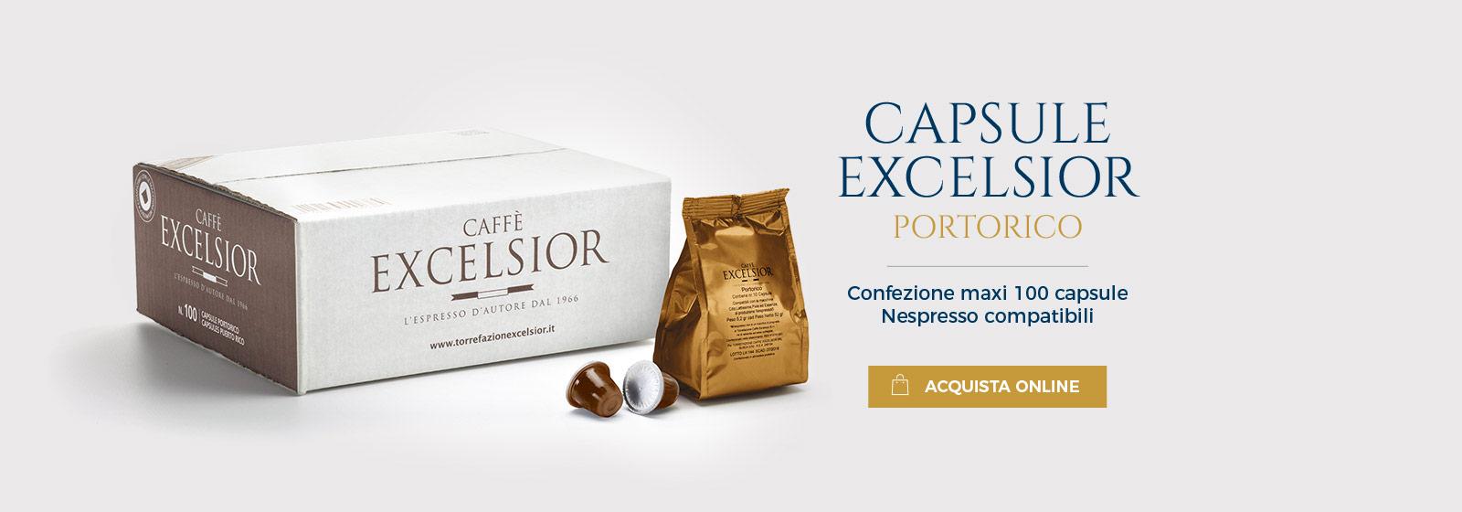 Capsule Caffè Portorico